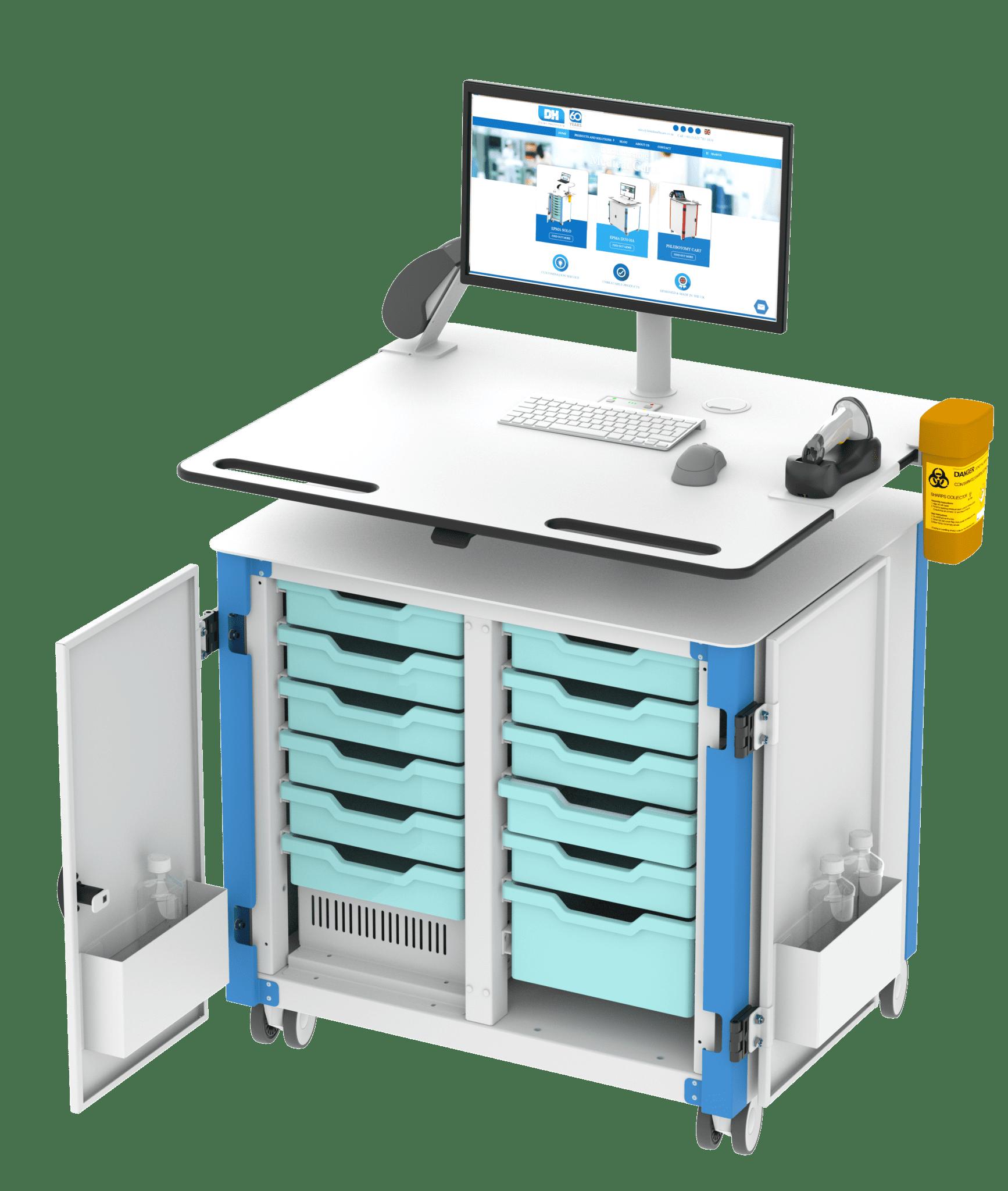 OmniCart Duo Pro